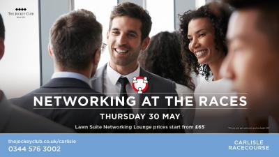 Networking at The Races