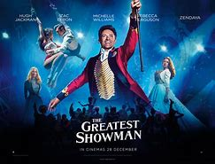 Greatest Showman Festive Party!