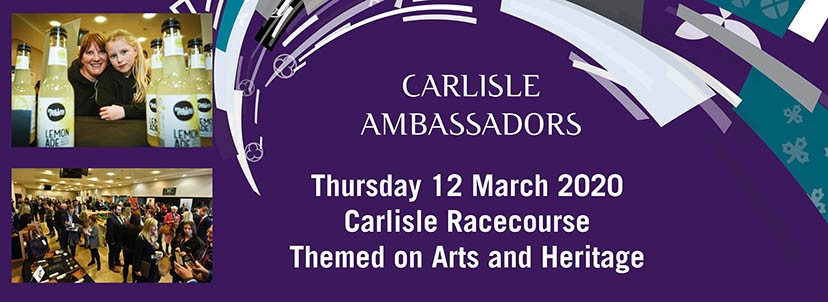 Carlisle Ambassador's March 2020 based on 'Arts and Heritage'
