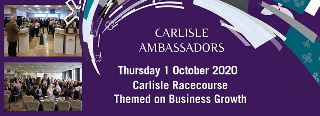 Carlisle Ambassador's event 1st October 2020
