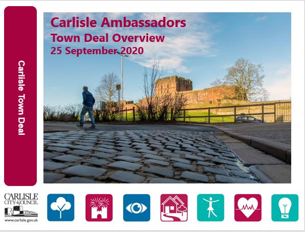 CARLISLE TOWN DEAL
