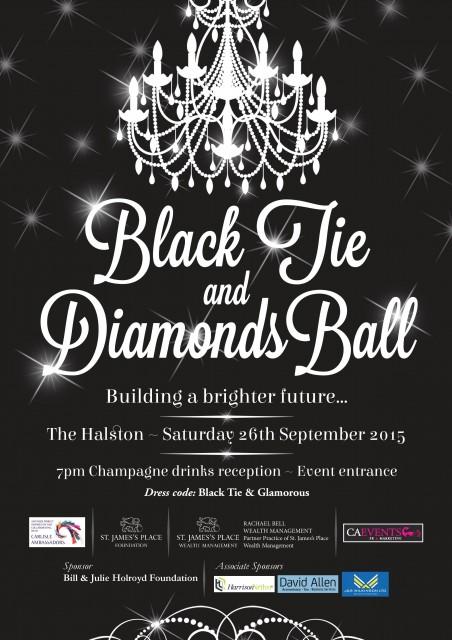 Black Tie and Diamonds Ball