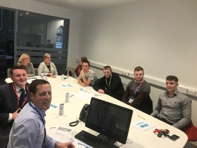 Young Carlisle Ambassador's Meeting 25th March 2019