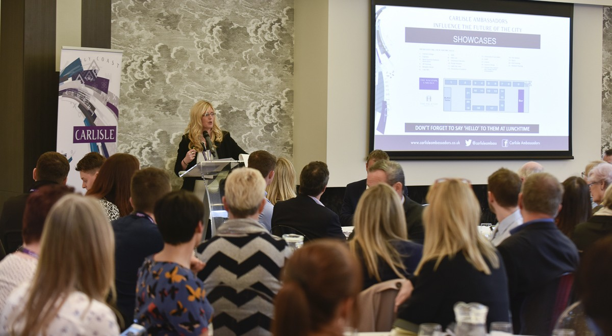 Cumbrian business network continues to grow...