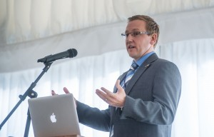Gareth Presch on passion for Carlisle Ambassadors & World Health Innovation Summit