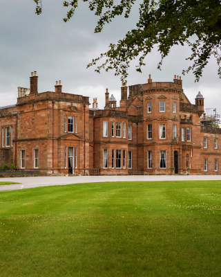 Netherby Hall