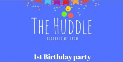 Huddle Learning and Networking Event